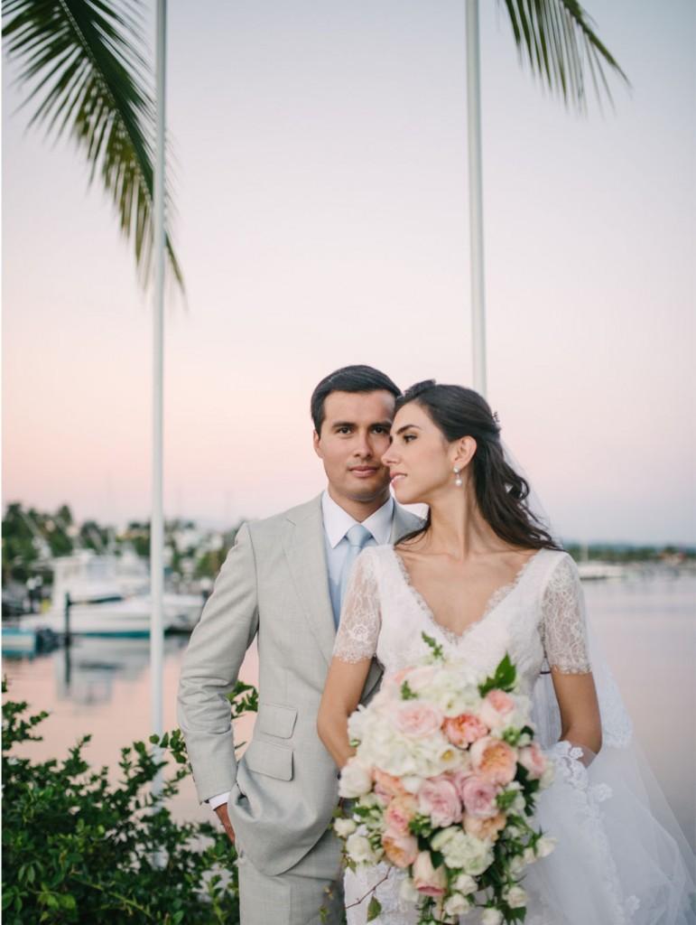 Estefanía Mendívil Wedding Day18