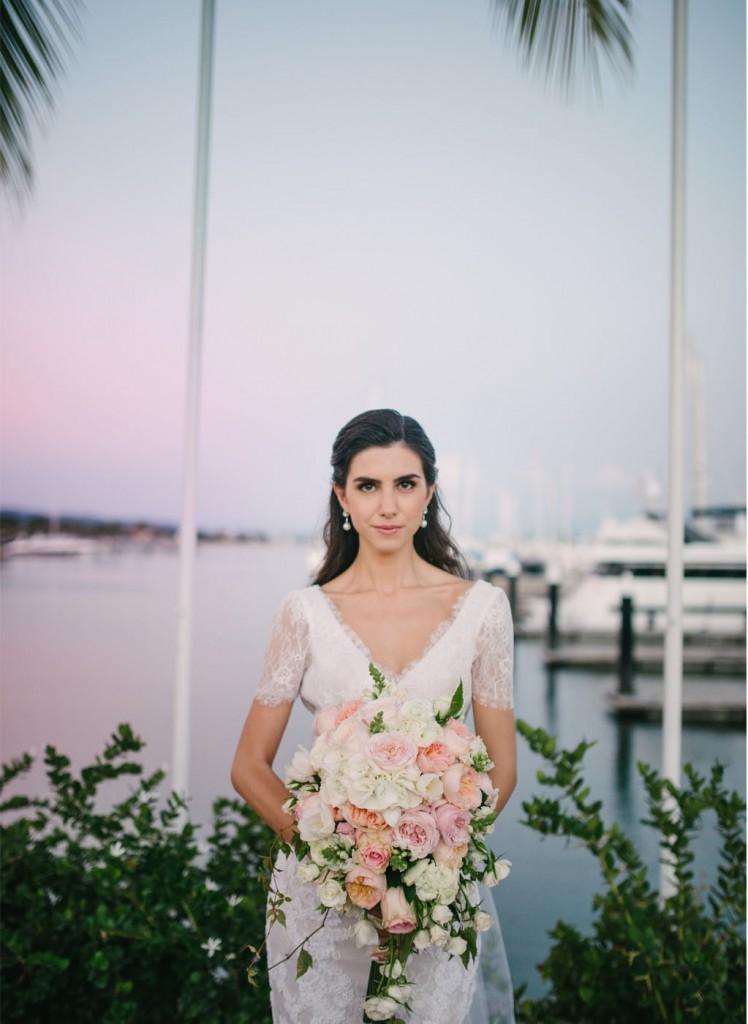 Estefanía Mendívil Wedding Day19