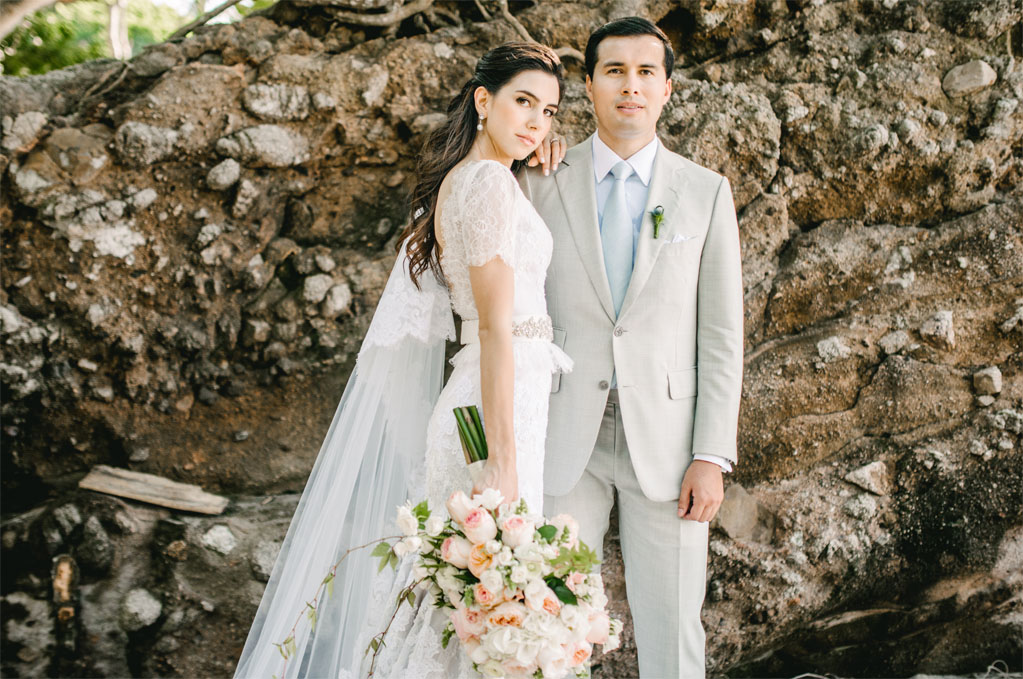 Estefanía Mendívil Wedding Day7