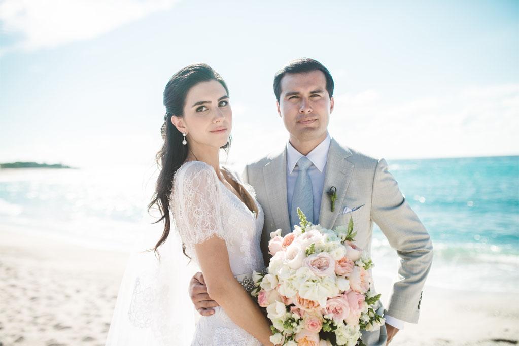 Estefanía Mendívil Wedding Day9